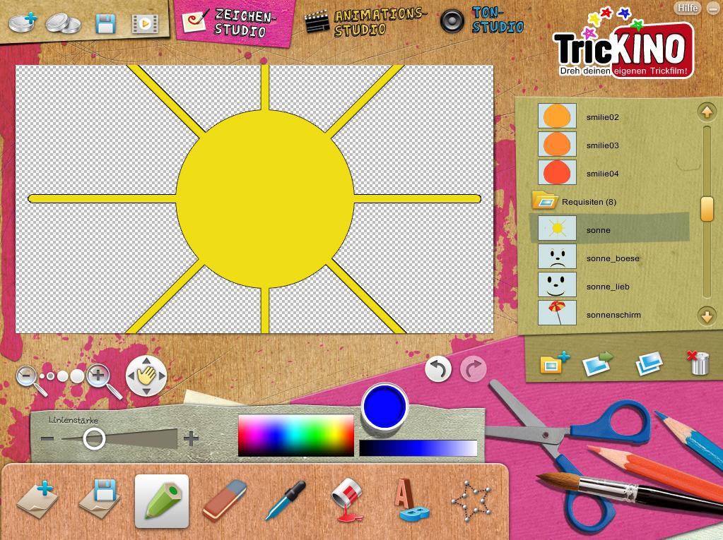 Trickfilmsoftware01